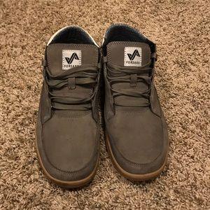 Forsake Men's Phil Chukka Boots Gray